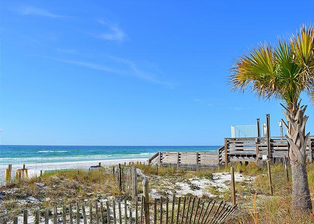 Beachside II Beach Access