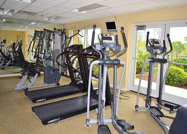 Luau 6801-03 Workout room