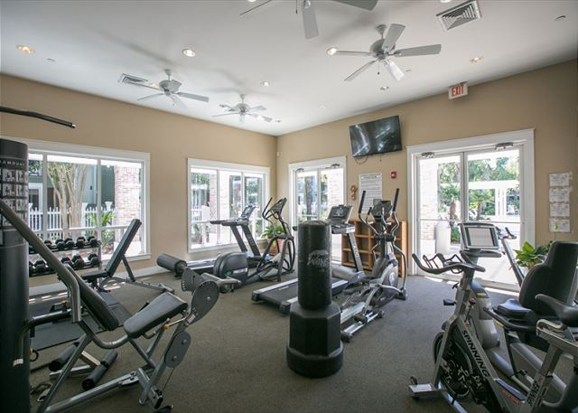 Market Street Inn 532 Fitness Center