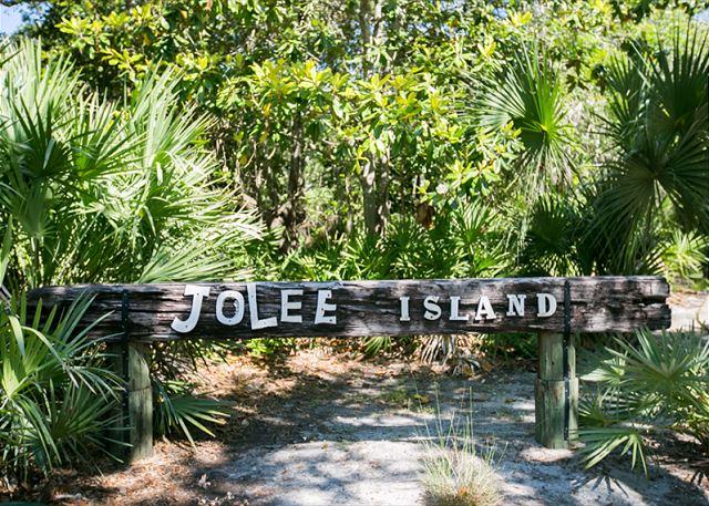 Sandestin's Jolee Island
