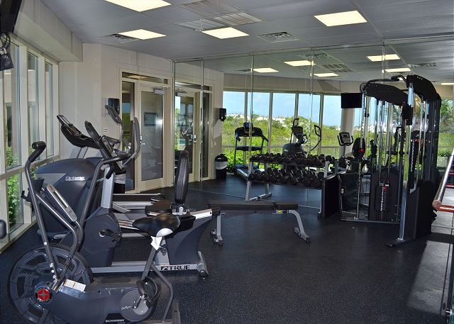 Beach Manor 1004  Workout room