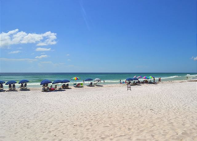 Emerald Water Beach