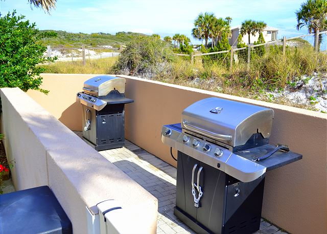 Beach Manor Poolside Grills