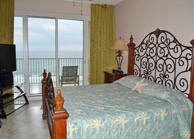 Tides 805 Master Bedroom