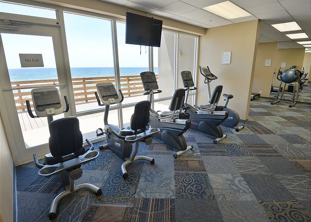 Tidewater Fitness Room