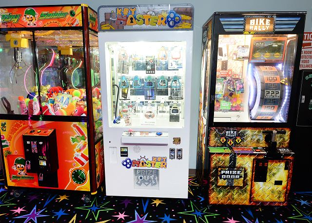 Tidewater Game Room