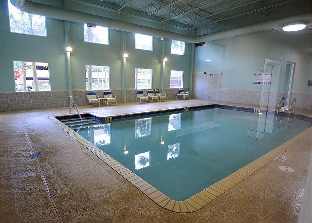 Tidewater Indoor Pool