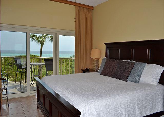 Beach Manor 209 Master Bedroom