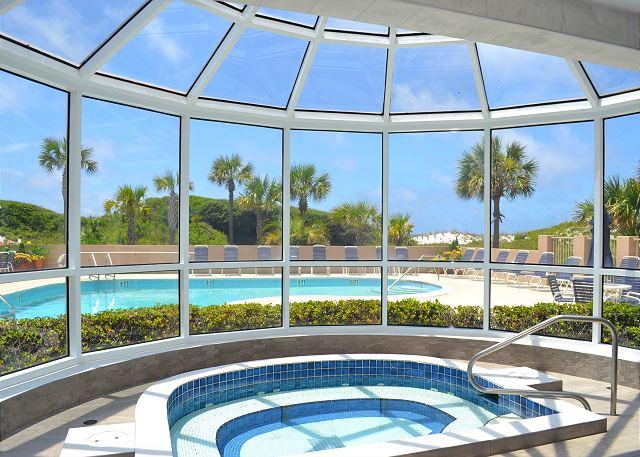 Beach Manor Hot Tub