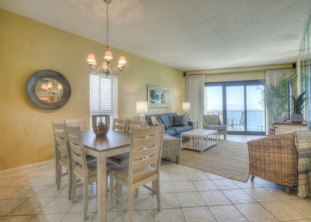 Beachside II 4374 - Dining Room