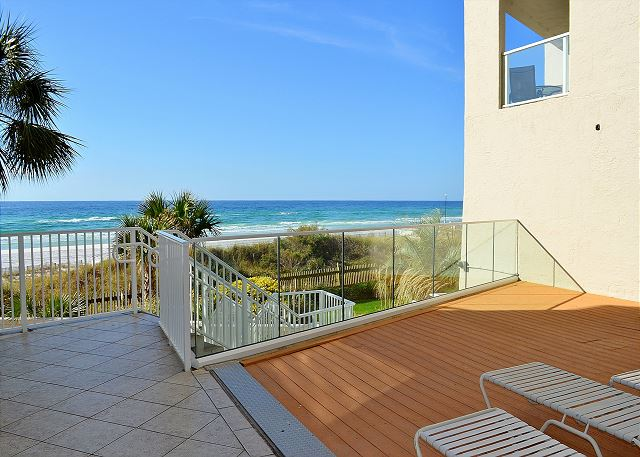 Beachside II Sun Deck