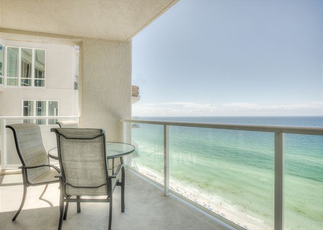 Beachside Ii 4374 - Balcony