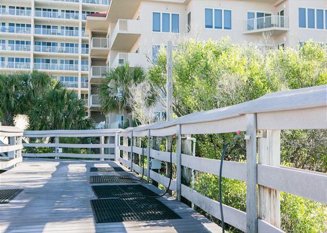 Tides Beach Walkway