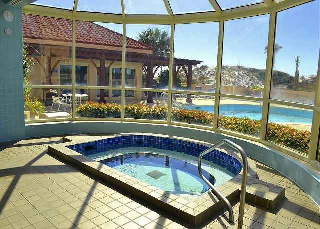 Beach Manor 209 Hot Tub
