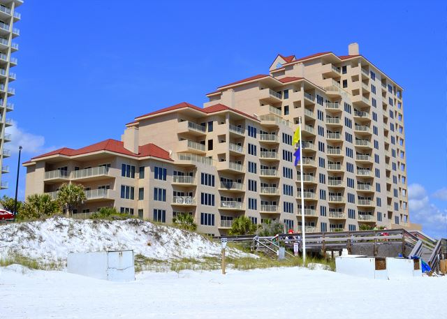 Beach Manor Building