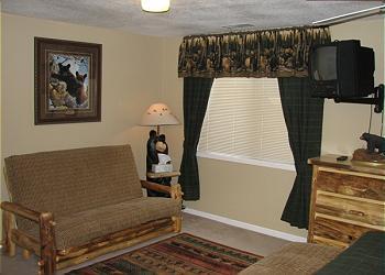 Grand Lake Apartment rental - Interior Photo - Seating Area