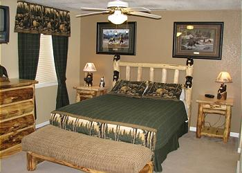 Grand Lake Apartment rental - Exterior Photo - Bedroom Area