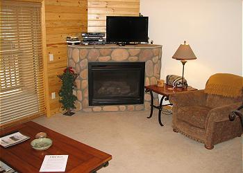 Grand Lake Condominium rental - Interior Photo - Living Room
