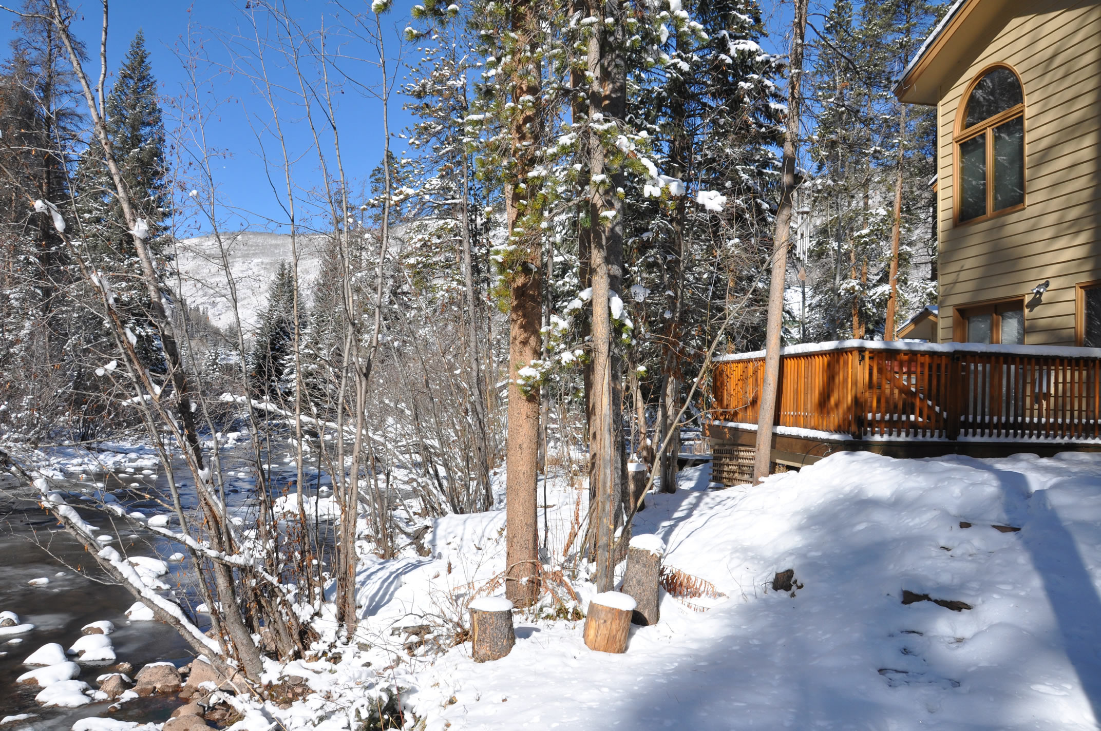 repair cabins home restoration railing deck colorado log rails breckenridge rw and cabin