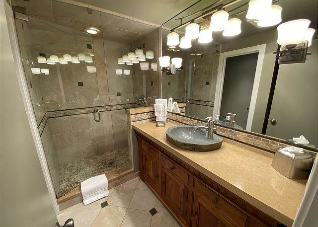 Another Bathroom on the Lower level
