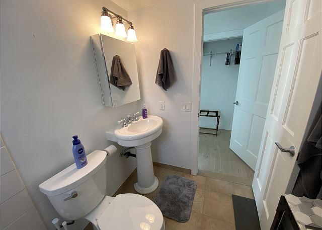 First Level Bathroom