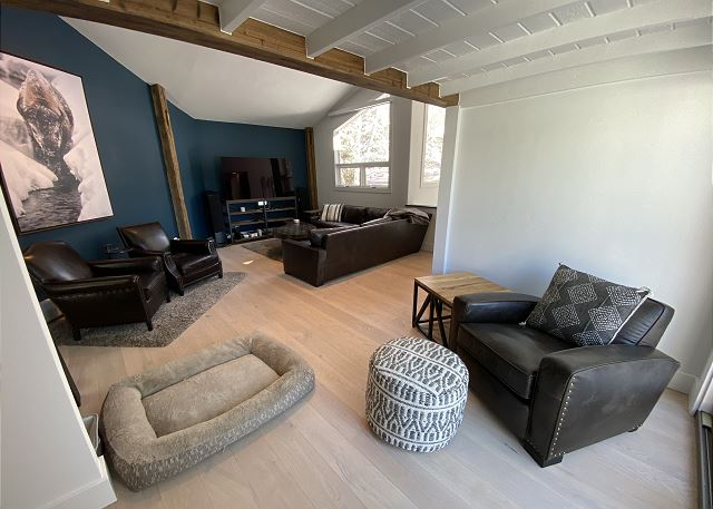 Second Level Living Area.