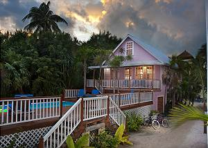 Belize3: Barbara's Beach House