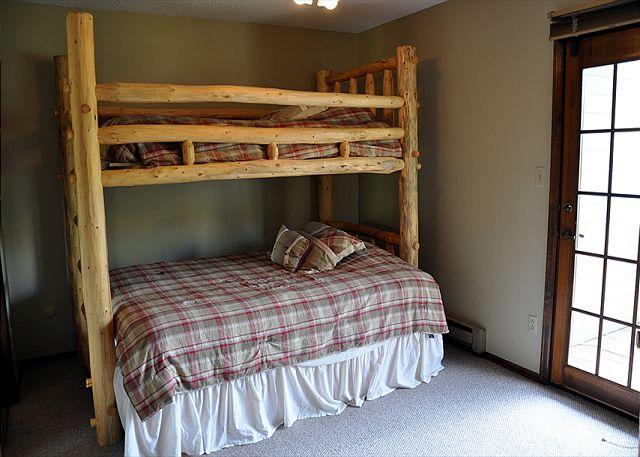 Captain's bunk bed
