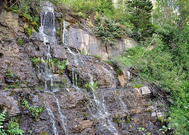 Waterfall at Timber Falls