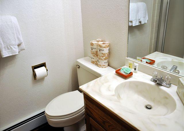 Main floor bathroom bathroom