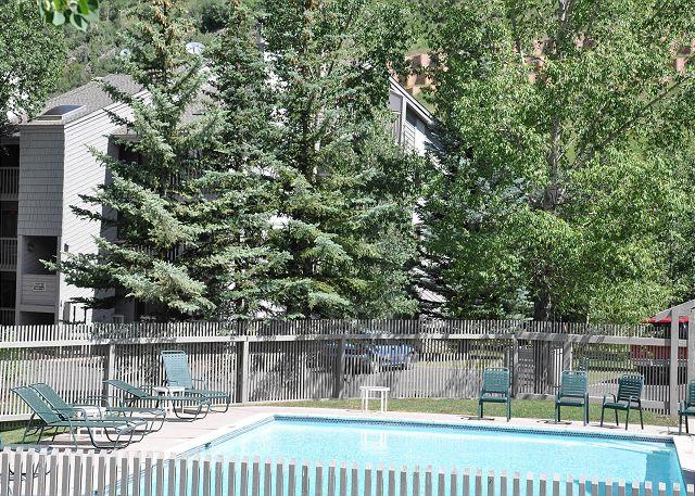 Summer pool