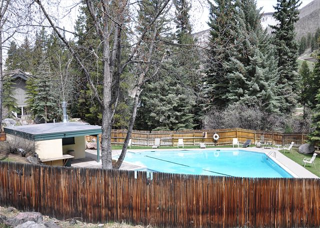 Timber Falls pool