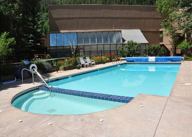 Pitkin Creek Summer Pool