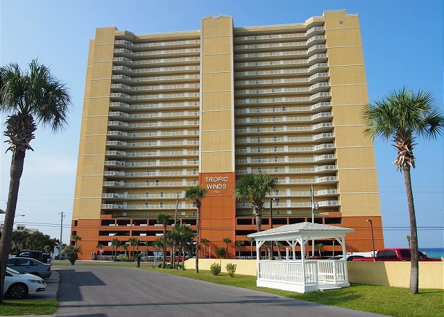 Panama City Beach Fl United States Tropic Winds 1108 Greta S