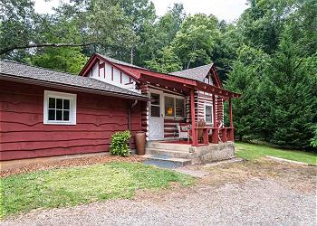 Asheville vacation rentals greybeard rentals for Asheville cabin rentals pet friendly