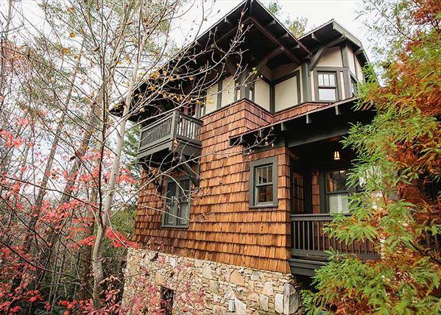 Tranquility Treehouse Greybeard Rentals