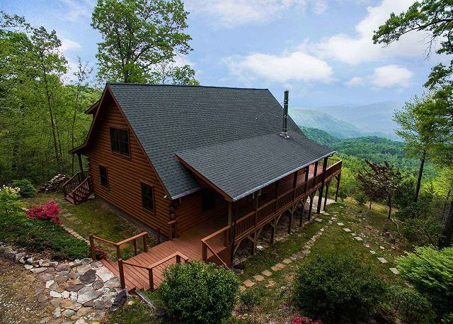 Cool View Cabin Greybeard Rentals