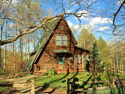 Asheville Cabins Amp Vacation Rentals Greybeard Rentals