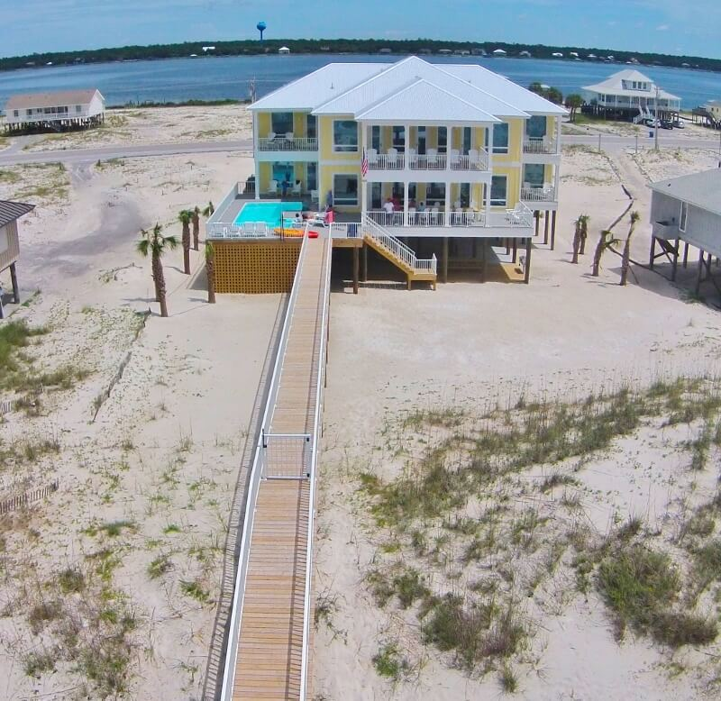 Gulf Shores Beach House Rentals With Pool: Gulf Shores Vacation Rentals