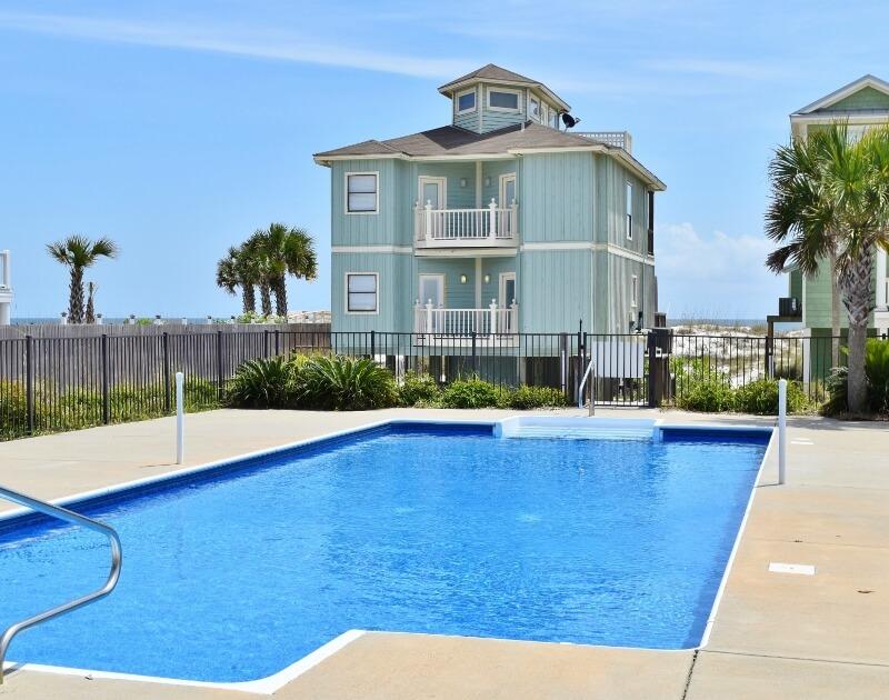 Halekai II Beachfront Rental   Gulf Shores Vacation Rentals