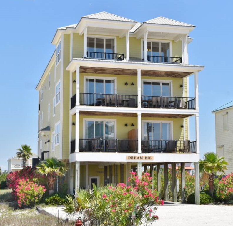Dream Big Large Vacation Home | Gulf Shores Vacation Rentals