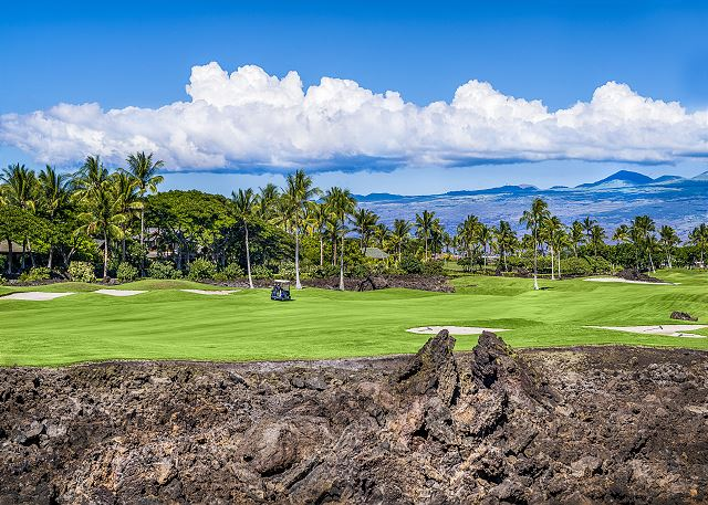 Golf Villas D1 at Mauna Lani Resort