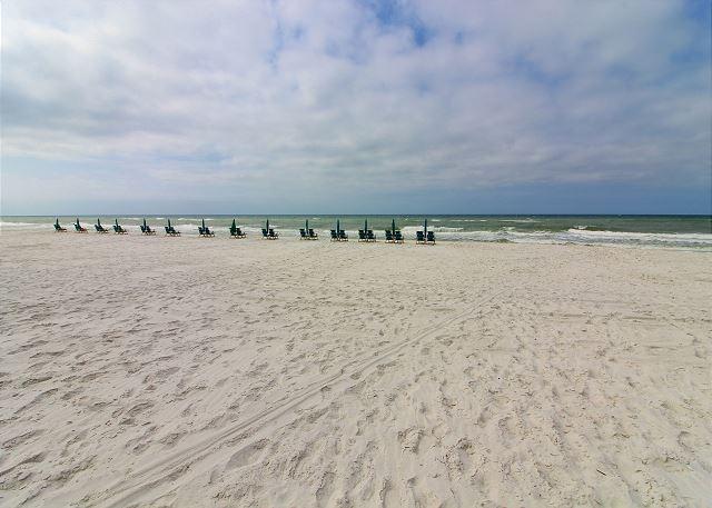 Beachside Villas Beach