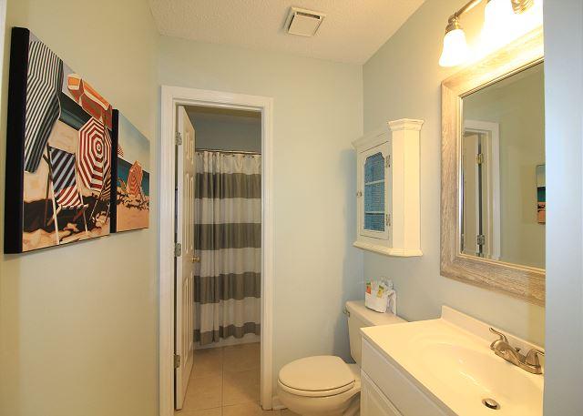 Bathroom off Hall