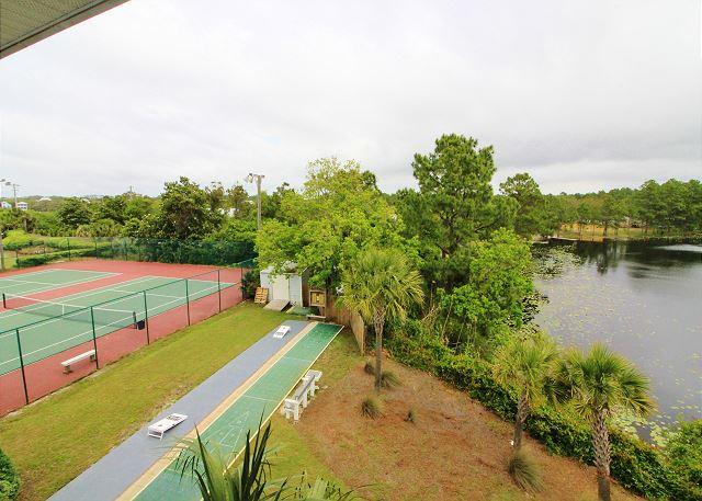 Lakeside Tennis Courts& Shuffleboard