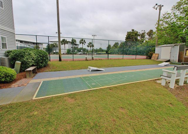 Tennis Courts& Shuffleboard