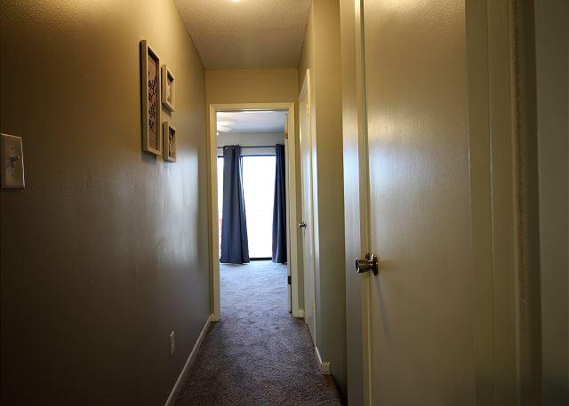 Hall in between Bedrooms