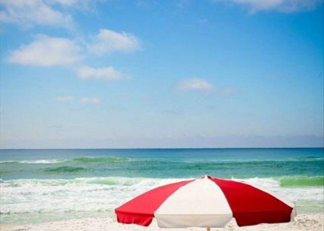 Beach Service Available for a fee.