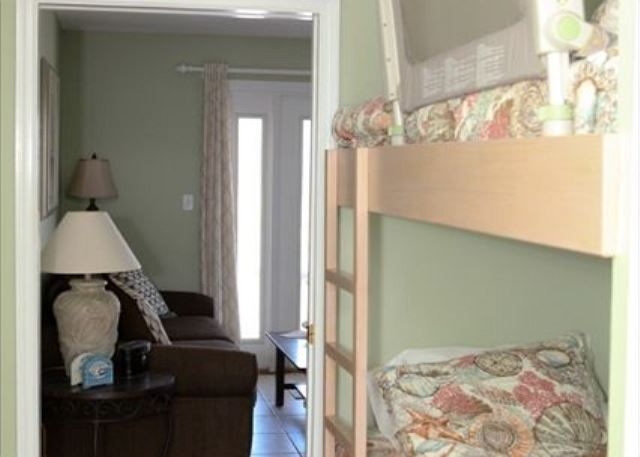 Bunks in the Hall