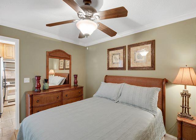 Guest bedroom #3 with queen bed